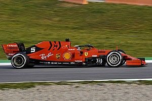 Vettel mantém tempo da manhã e lidera primeiro dia da pré-temporada