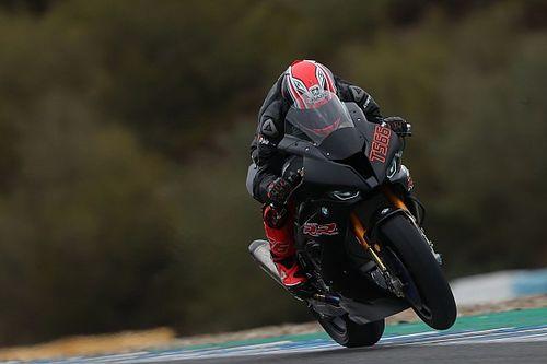 Galeri: Jerez Superbike testinin ilk gününden kareler