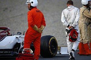 """Raikkonen, Alfa Romeo'nun """"dengeli"""" aracını övdü"""
