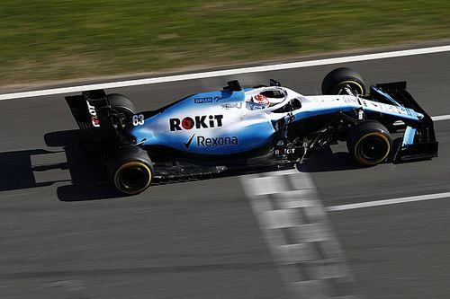 Russell akui mobil Williams paling lambat