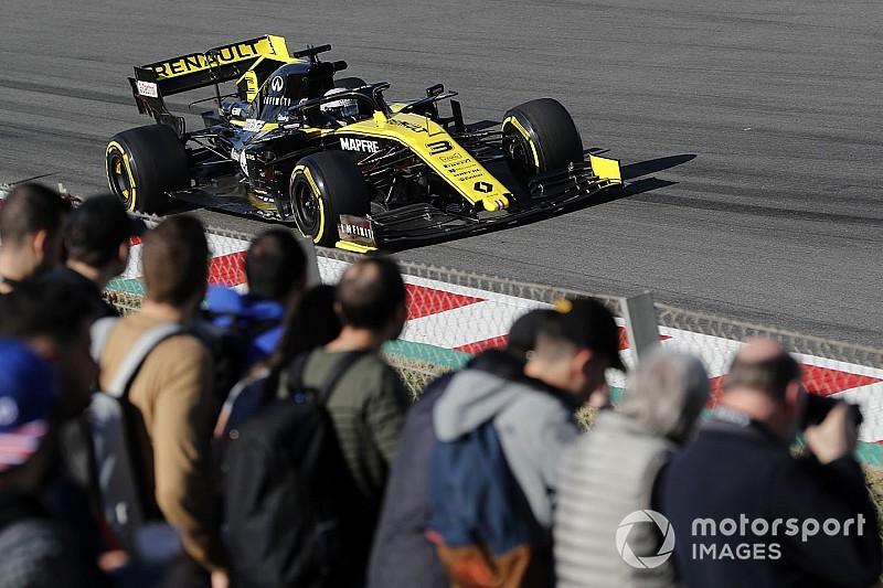 """Ricciardo: """"Renault leader a centro gruppo? Mi piace pensarlo, ma non ci sono prove concrete"""""""