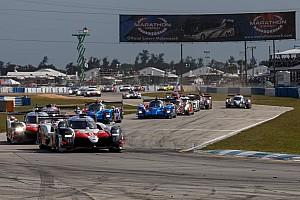 WEC, Sebring 1000 Mil yarışının başlangıç saatini değiştirdi