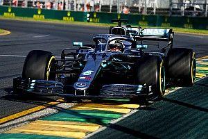 Hamilton volta a dominar e é o mais rápido antes de classificação na Austrália