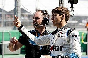 Russell: Yarışı bir test olarak gördük