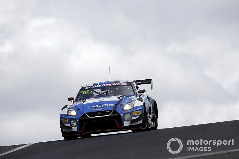 De Oliveira replaces Jarvis in Nissan Bathurst line-up