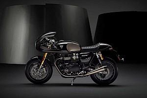 Triumph Factory Custom, personalización exclusiva