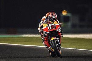 """Márquez """"pas à 100%"""" mais prêt à se battre pour le podium"""