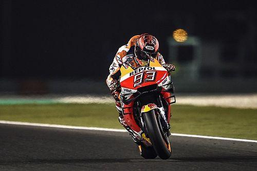 """Marquez: """"Mi sono divertito in moto per la prima volta dopo l'operazione"""""""