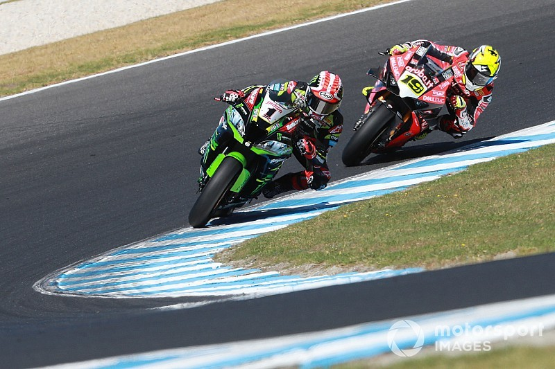 "Rea proud of ""massive damage limitation"" at Phillip Island"