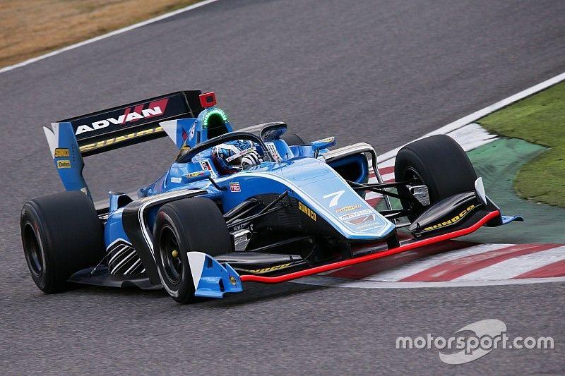 Маркелов попал в аварию на дебютной квалификации в Суперформуле