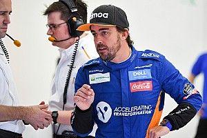 """Alonso, """"opción"""" para McLaren F1, pero no la primera"""