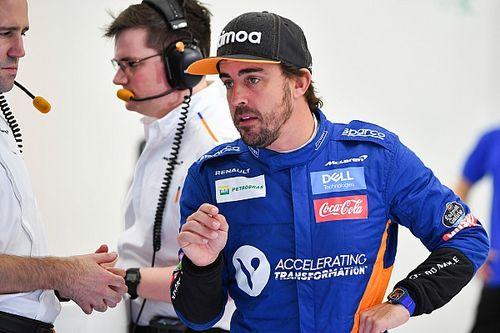 Alonso foi opção para substituir Norris no GP da Bélgica de F1