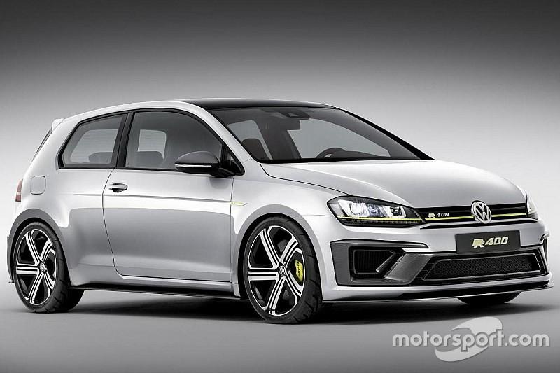 Volkswagen майже вирішив створити 400-сильний Golf R Plus