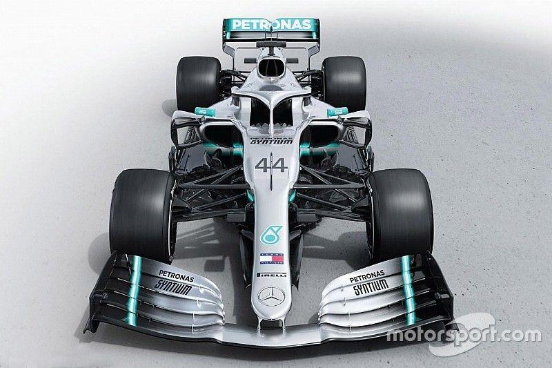 Präsentation Mercedes F1 W10: Angriff auf Titel Nummer sechs
