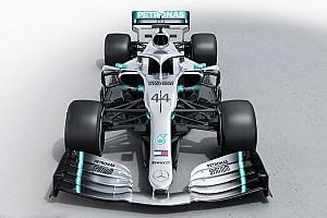 A Mercedes Valentin napon mutatja be a 2020-as F1-es autóját
