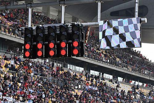 GP del Giappone più corto di un giro: è giallo FIA