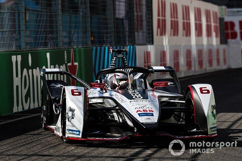 Гюнтер выступит вместо Насра в Формуле Е на этапе в Монако
