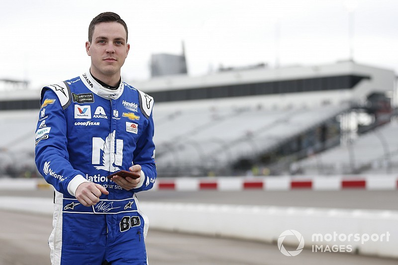 The other side of Alex Bowman - Part 4
