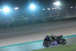 """""""Bad"""" Qatar evening pace leaves Rossi puzzled"""