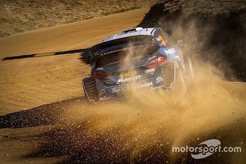 Fotogallery WRC: ecco la entry list del Rally Italia Sardegna 2019