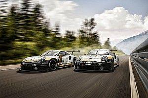 Porsche zmienia barwy