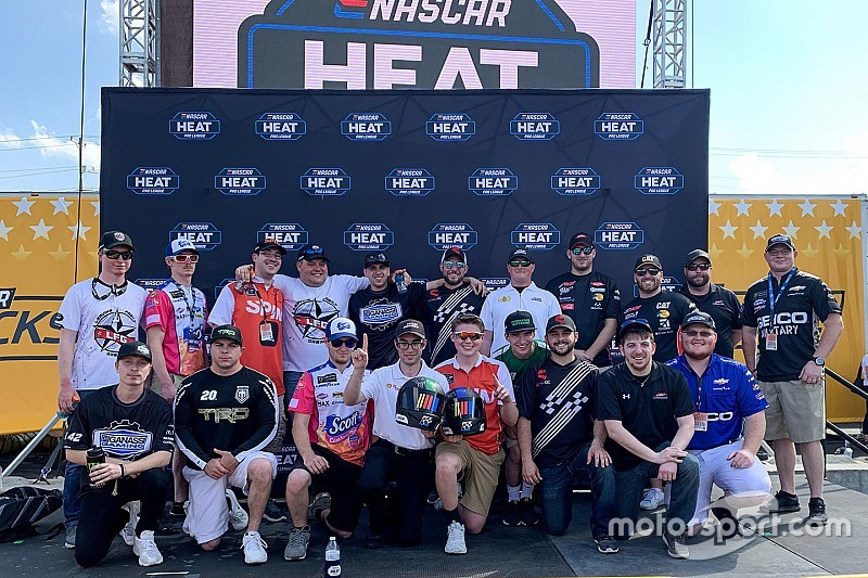 GoFas Gaming and Roush Fenway Gaming earn Round 2 wins