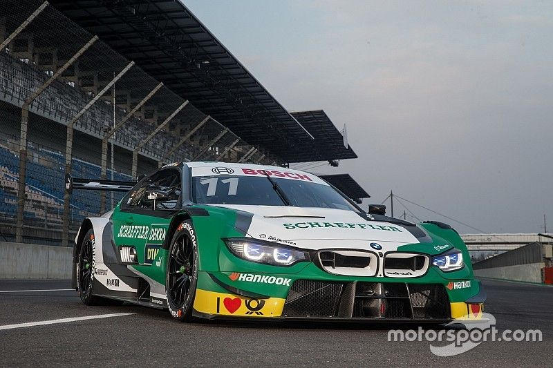 Gallery: BMW unveils its DTM liveries for 2019