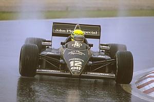 C'était un 21 avril: Senna, un premier succès sous le déluge