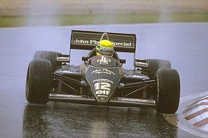 """Senna: 35 anni fa nasceva """"Magic"""" sotto al diluvio portoghese"""