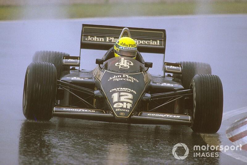 Les victoires d'Ayrton Senna en F1