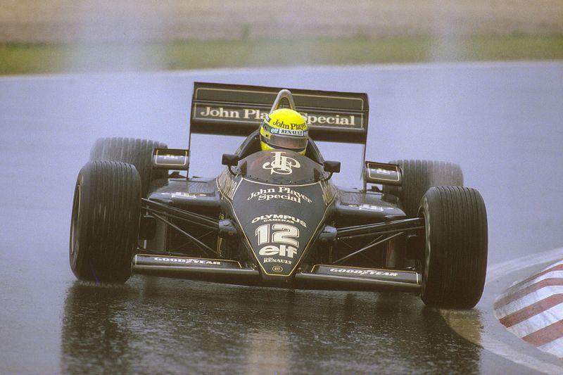Portugal 1985: Quando Senna passeou na chuva para conquistar primeira vitória na F1