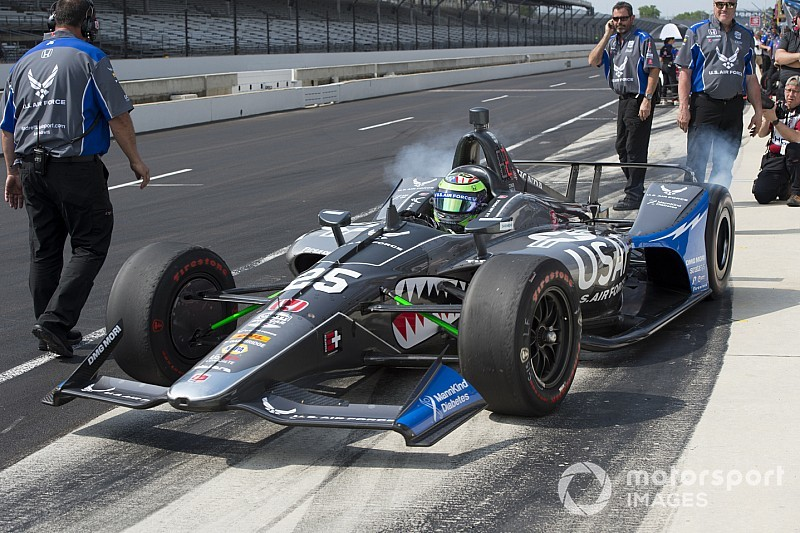 Daly to race for Andretti Autosport in IndyCar finale