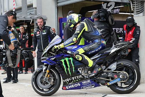 Michelin: Rossi en slicks en Q1 au Mans? Choix risqué, mais chapeau