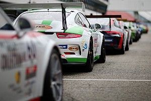 Carrera Cup Italia, tre esclusi dalla gara 1 di Misano