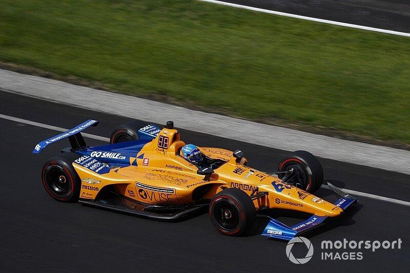 Sem Alonso, McLaren volta a mostrar interesse em temporada completa da Indy