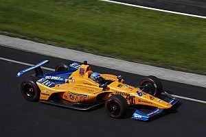 McLaren interested in full IndyCar season, but Alonso isn't