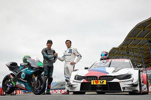 DTM maakt kennis met Assen: Eerste meters op het TT Circuit