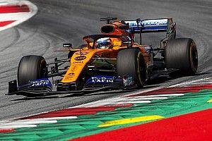 Sainz baalt van gridstraf na competitieve trainingen