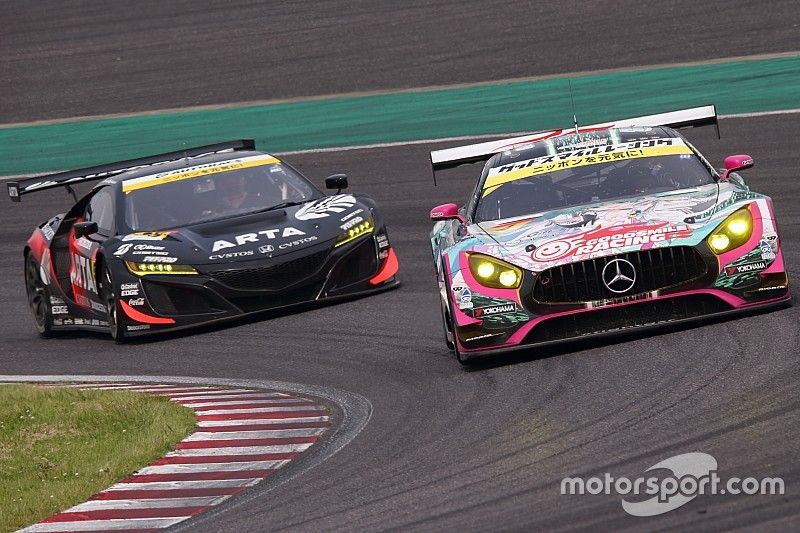 Super GT to hold GT300 support race on DTM weekend