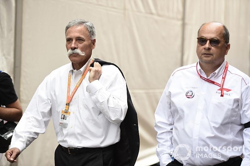 Carey: Mevcut iki yarış 2020'de takvimden çıkmalı