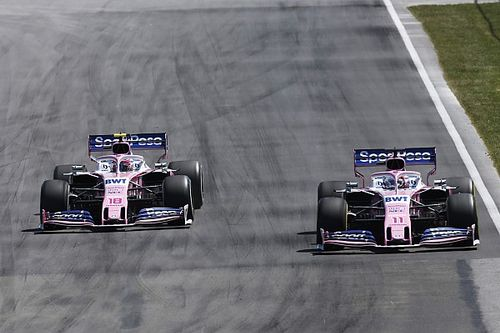 "Racing Point struggles a ""legacy"" of Force India crisis"