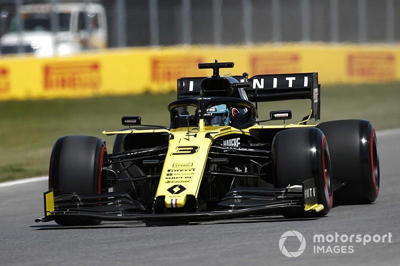 """Ricciardo met brede grijns na P4: """"Dit is te gek"""""""