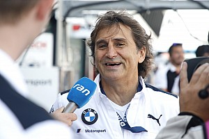 Zanardi estará con BMW en la carrera del DTM y el Super GT