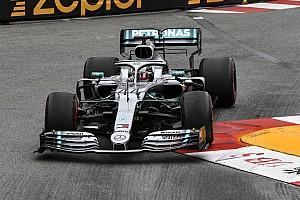 Monaco GP 2. antrenman: Hamilton, Bottas'ın önünde lider