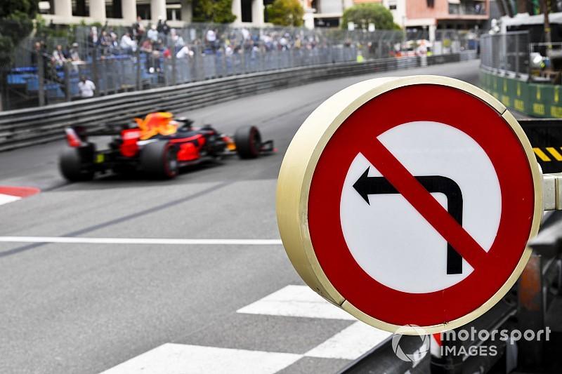Photos - Les F1 en piste dans les rues de Monaco