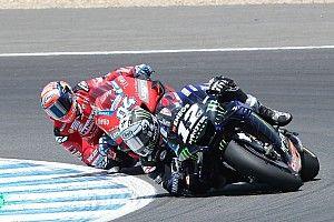 Viñales admite que pensó dejar Yamaha por Ducati