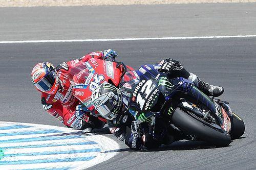 """Viñales: """"Me planteé lo de Ducati, pero mi decisión fue pensando en 2020"""""""
