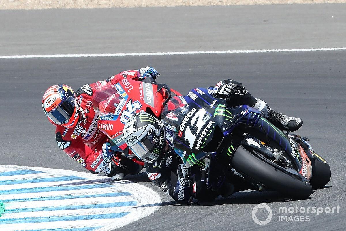 """Viñales: Ducati? """"J'y ai pensé, c'est une moto adaptée à mon style"""""""