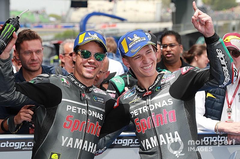 Petronas, un allié autant qu'un adversaire selon Rossi
