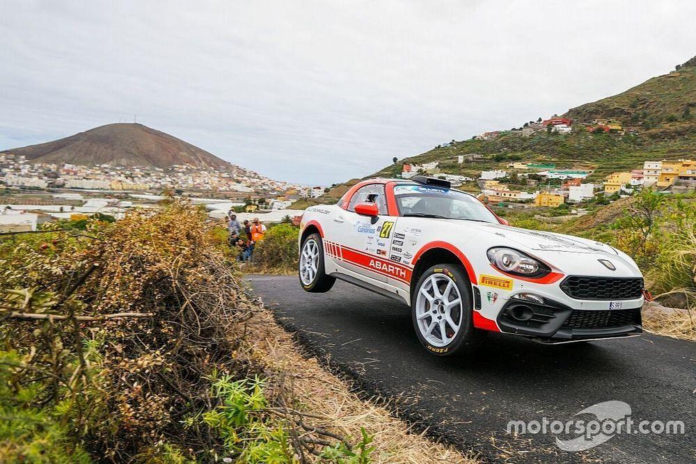 ERC: anticipato a novembre il finale col Rally Islas Canarias